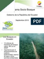 5-Socio Bosque, Ecuador