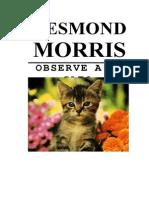 Desmond Morris - Observe a Su Gato