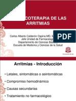 Antiarrítmicos UR II 2014