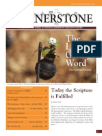 "Cornerstone, Winter/Spring, 2014, ""The Life-Giving World"""