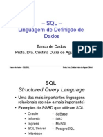 Bdamat08 SQL Ddl