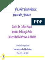 Fotovoltaica. Presente y futuro.pdf