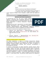 Aula 30 - Direito Constitucional - Aula 06 - Parte 01