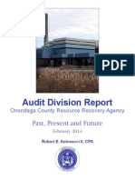 OCRRA Audit 2014