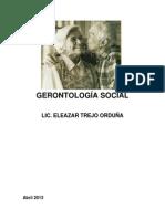 GERONTOLOGÍA SOCIAL