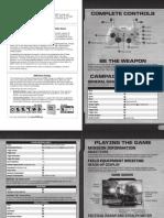 Crysis 2 Manuals