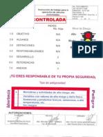 6.-Instrucción de trabajo para la operación de válvulas motorizadas