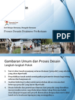 Proses Desain Drainase (Ppt)