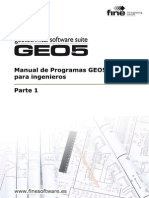 Geo5 Manual Para Ingenieros Mpi1