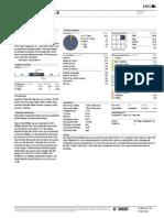 Alger Green Fund Fact Sheet