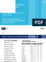 Industrial and Office Market Update Presentation