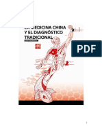 Medicina China y Diagnostico Tradicional