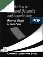 Introduction to Structural Dynamics and Aeroelasticity - Cambridge University Press - 1st Edition - Dewey H. Hodges, G. Alvin Pierce