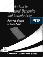 Introduction to Structural Dynamics and Aeroelasticity - Cambridge University Press - 1st Edition - Dewey H. Hodges, G. Alvin Pierce