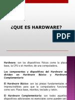Que Es Un Hardware p Blog