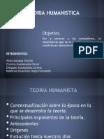 teoria humanista