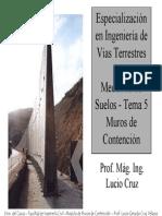 Tema Muros de contención_Parte I