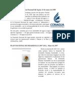 Línea de tiempo del desarrollo sustentable en México
