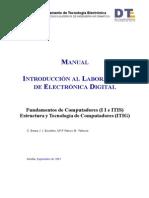 Manual-Introduccion Al Laboratorio de Electronica Digital