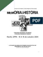 A ATUAÇÃO DA IGREJA NO CENÁRIO SOCIOPOLÍTICODE PERNAMBUCO NA DÉCADA DE 60