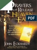 Prayers That Release Heaven on Earth