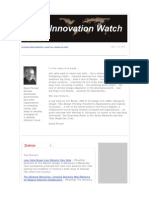 IW Newsletter 8.21 - October 10, 2009