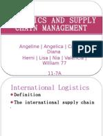 Presentasi Intr.marketing Logistics)