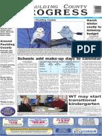 Paulding County Progress February 26,. 2014