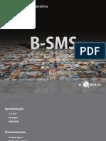 B-SMS - Apresentação do sistema de comunicação