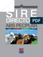 ABS Pecplan SireDirectory2013