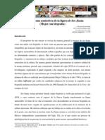 Esbozo de La Semiosfera de La Figura de Sor Juana (Reparado)