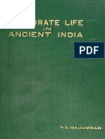 Corporate Life in Ancient India - RCM