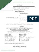 13-4178 Plaintiffs' Answering Brief