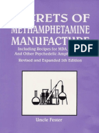 Tabletop Methamphetamines - Uncle Fester.pdf | Iodine