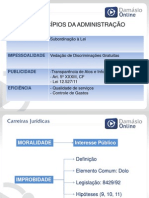 PPT DireitoAdministrativo Aula01 Celso