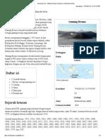 Gunung Bromo - Wikipedia Bahasa Indonesia, Ensiklopedia Bebas