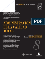 Carro Paz Roberto _ Administración de la Calidad Total