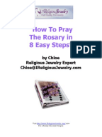 Fifty four day rosary novena