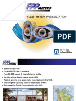 Flow Meters Presentation