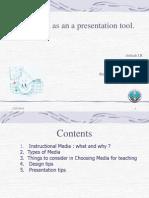 Media+Presentasi