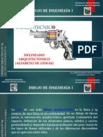 Unidad didáctica N° 01 00 02 Delineado Arquitectónico