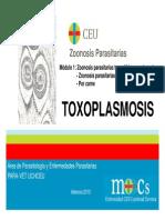 ZooP M1 1 Toxoplasmosis