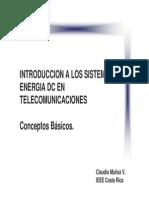 PowerDCenTelecomunicacionesConceptosBasicos
