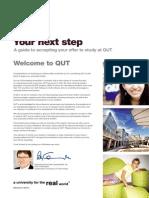 Your Next Step Sept 2011