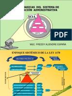 sistema de organizacion administrativa.ppt