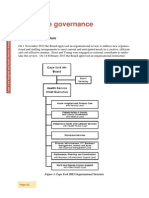 Cape York HHS Corporate Governance report