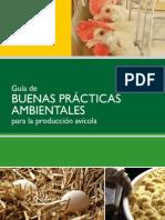 Guía de buenas prácticas ambientales para la producción avícola