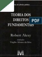 Alexy Robert - Teoria de Los Derechos Fundamentales