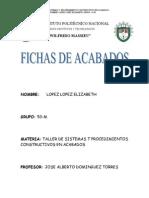 55513640 Fichas de Acabados