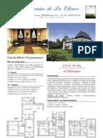 Gites LaChaux 596 Chateau